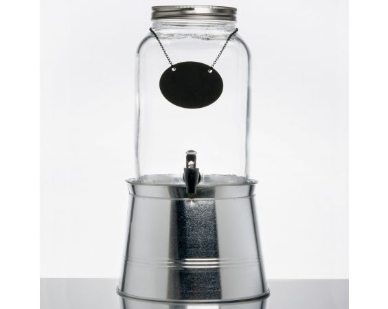Beverage Dispenser - Mason Jar