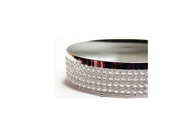 Cake Stand - Crystal