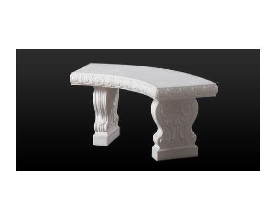 Display - White Bench