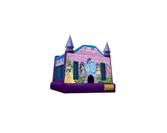 Bounce House - Princess