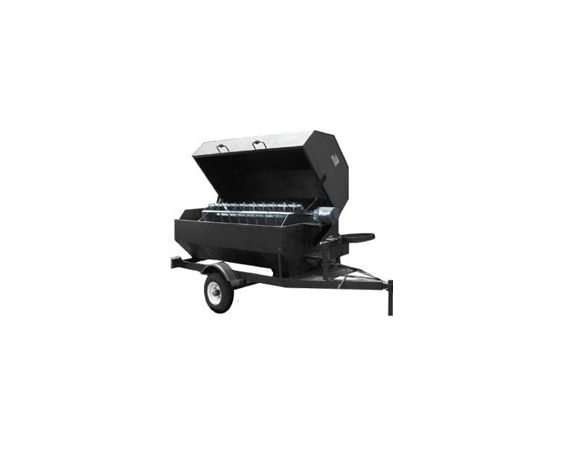 Towable Pig Roaster