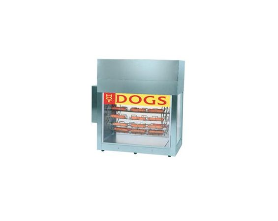 Hot Dog Roaster - Electric