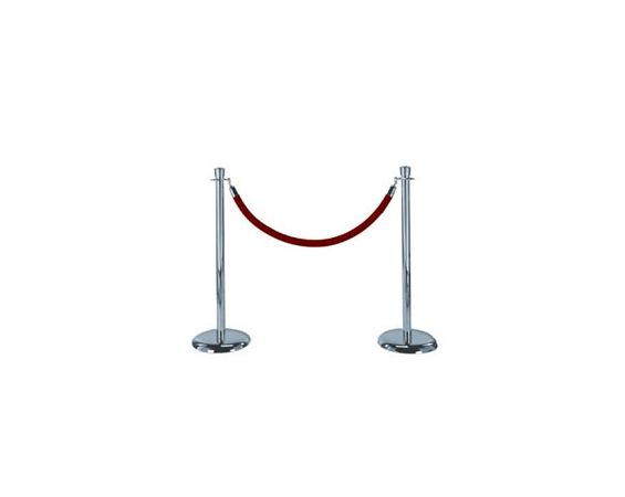 Stanchion - Chrome