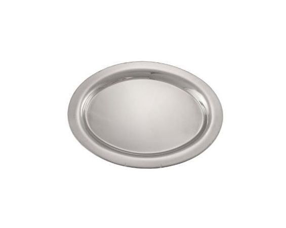 Tray - Oval Stainless
