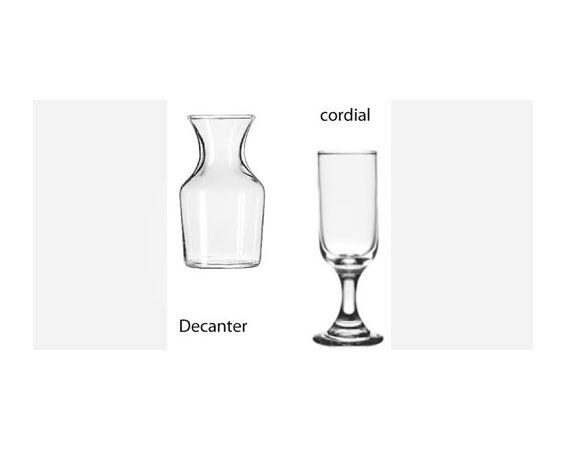 Glasses - Small / Shot