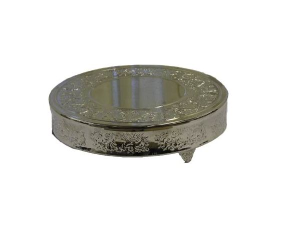 Cake Stand - Silver