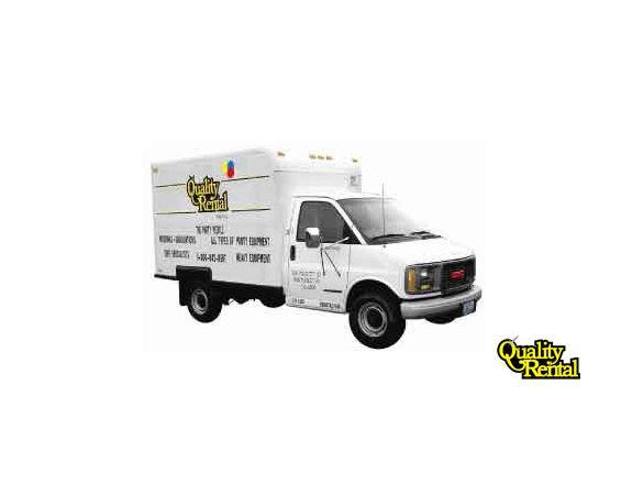 Box Truck - 10 Foot