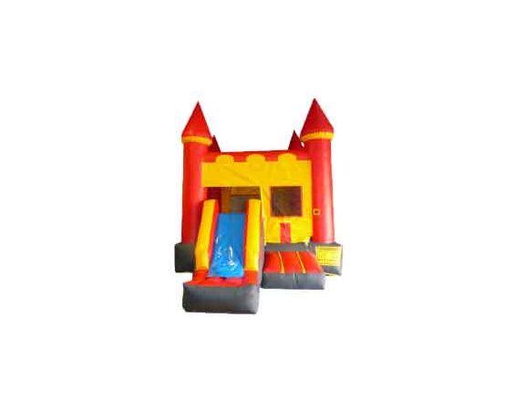 Combo Bounce/Slide - Castle