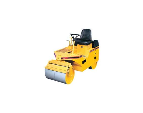 Compactor - Ride On Roller