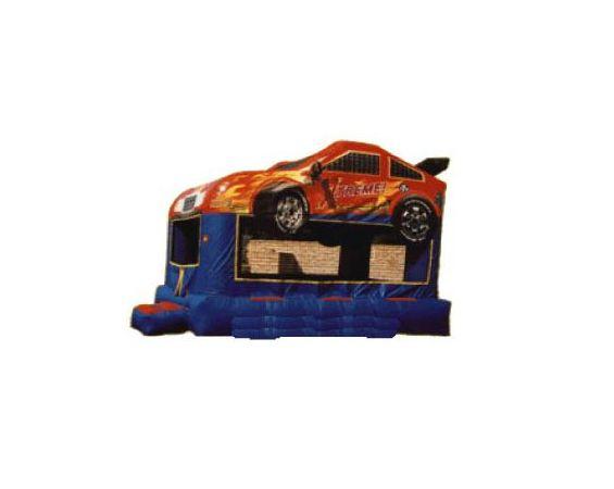 Bounce House - Speed Racer