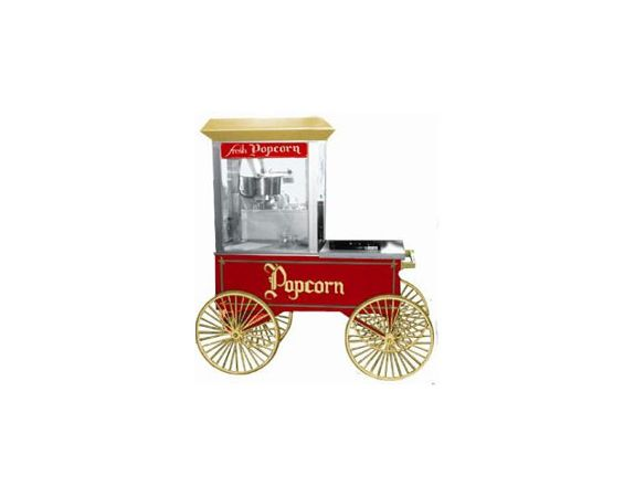 Popcorn Machine - Antique