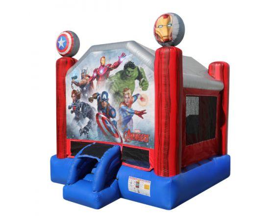 Bounce House - Avengers