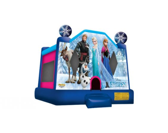 Bounce House - Frozen