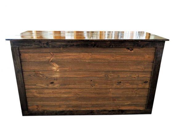 Bar - Rustic Wooden