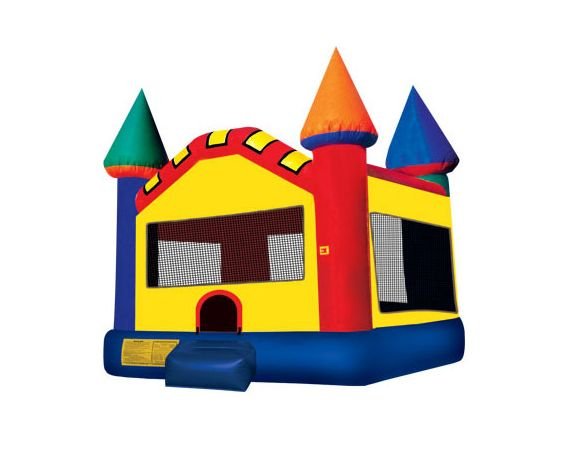 Bounce House - Castle