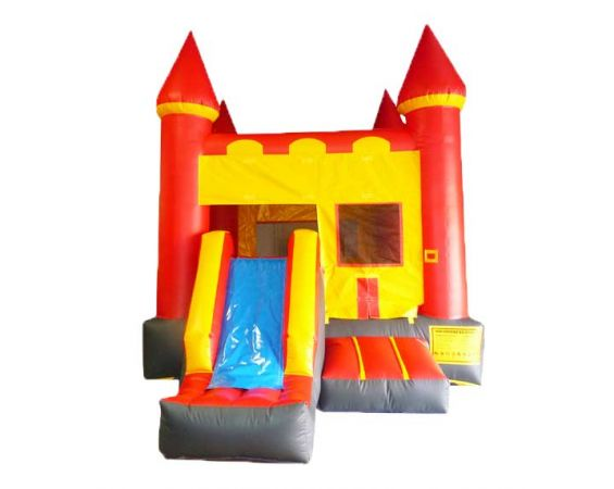 Combo Bounce/Slide - Castle