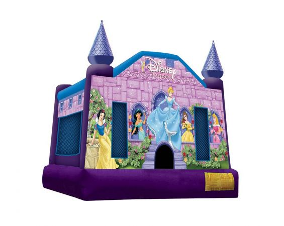Bounce House - Disney Princess