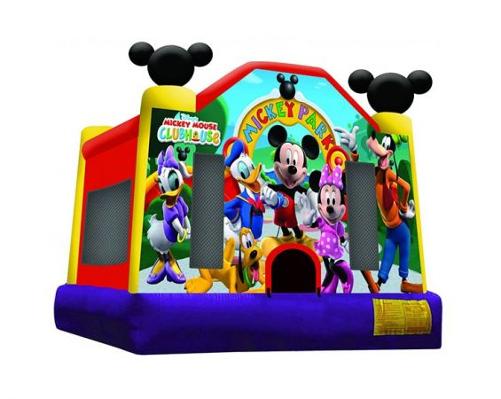 Bounce House - Mickey Park