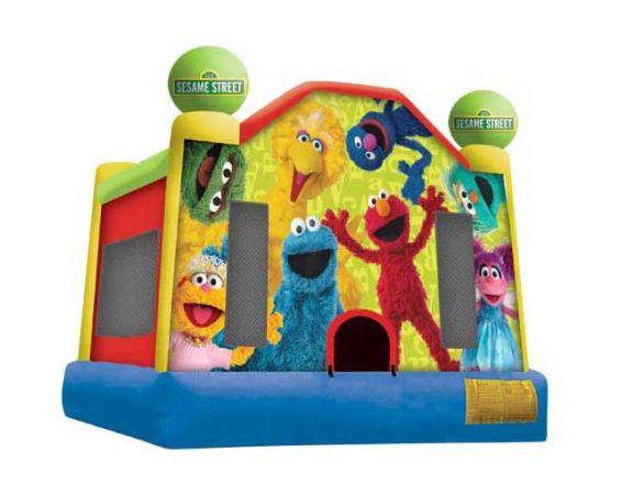 Bounce House - Sesame Street
