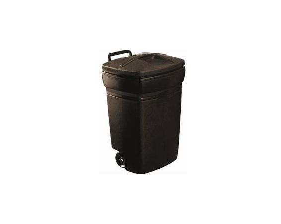 Barrel, Trash (Waste)