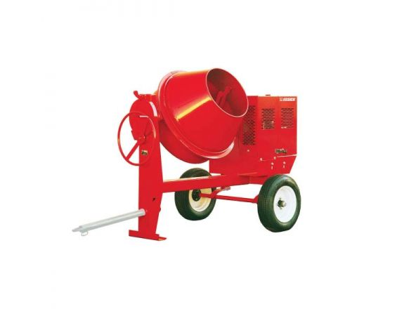 Cement Mixer - Gas Powered