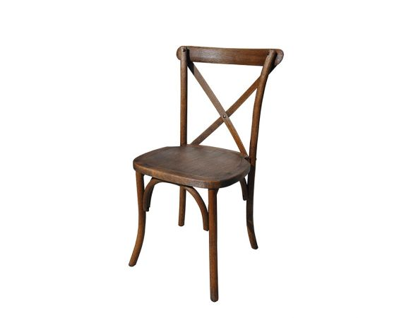 Chair - Cross Back