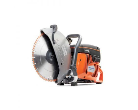 Concrete Cutoff Saw - Gas