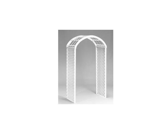 Arch - White Wood