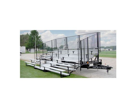 Bleachers - Towable 72 Person