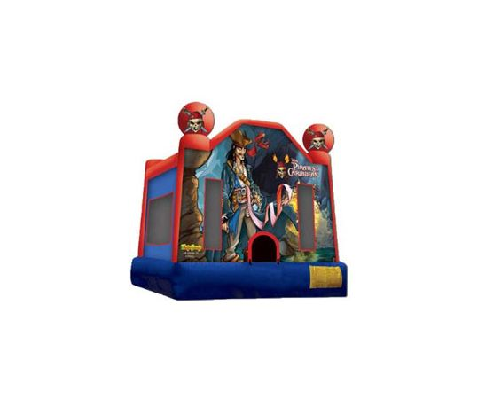 Bounce House - Pirates
