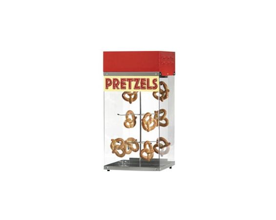 Pretzel Machine Display