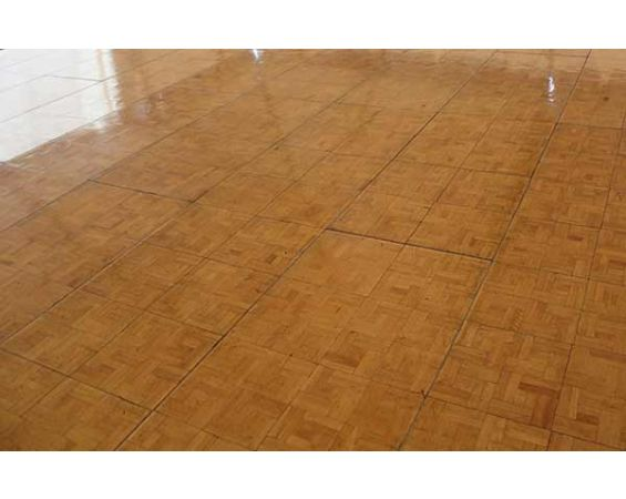 Floor - Light Parquet