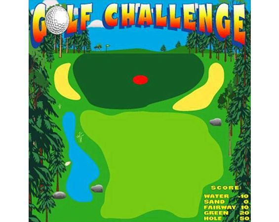 Golf Challenge - Frame Game