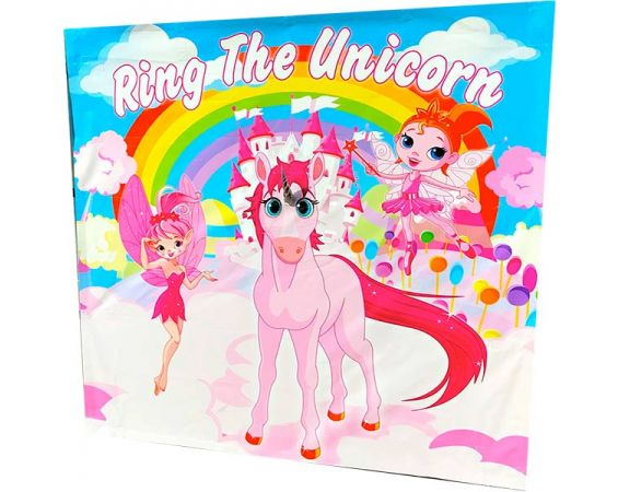 Ring The Unicorn - Frame Game