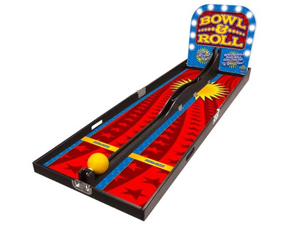 Game - Bowl and Roll