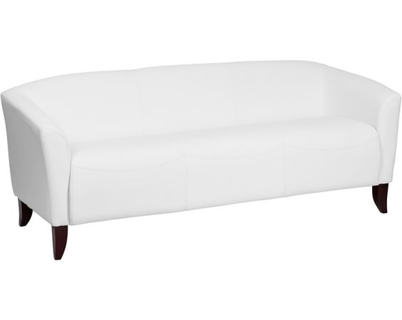Furniture - White Leather