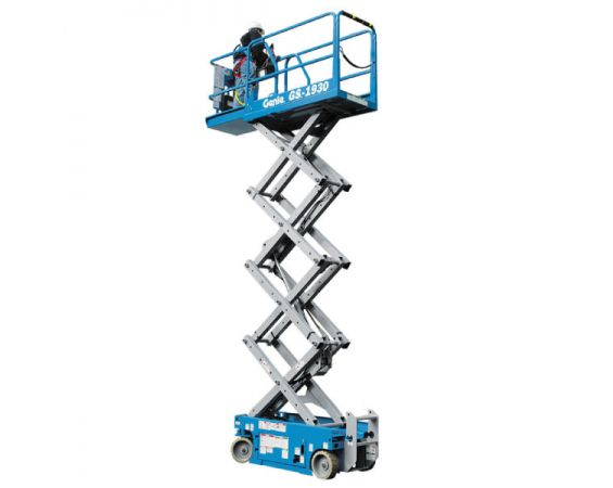 Scissor Lift - Indoor Electric