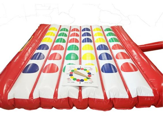 Game - Twister Inflatable