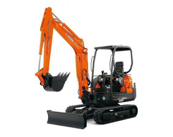 Excavator - Kubota KX-91