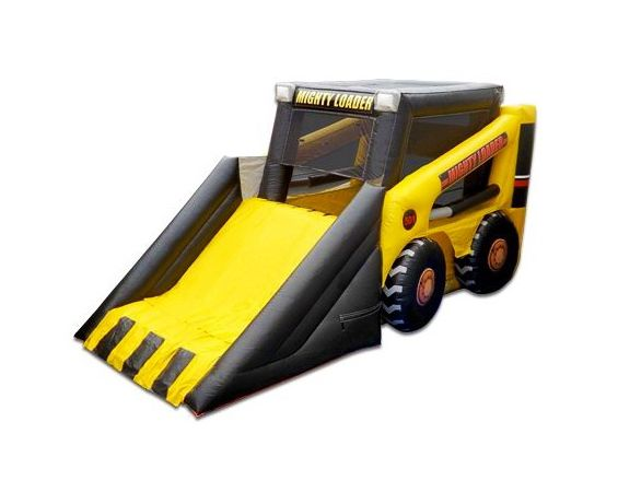 Combo Bounce/Slide - Mighty Loader