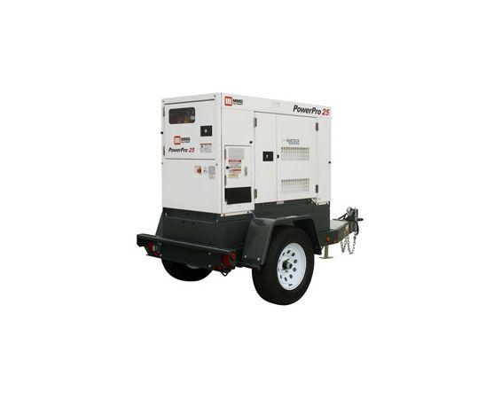 Towable Generator