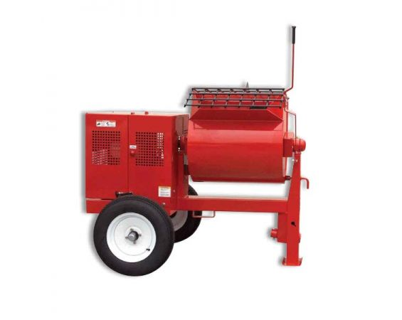 Mortar Mixer - Gas Powered