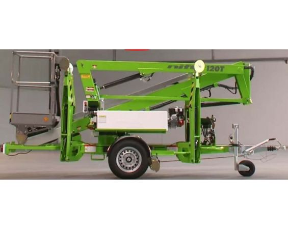 Lift - Trailer Mounted Cherry Picker