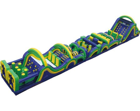 Obstacle Course - Radical Run