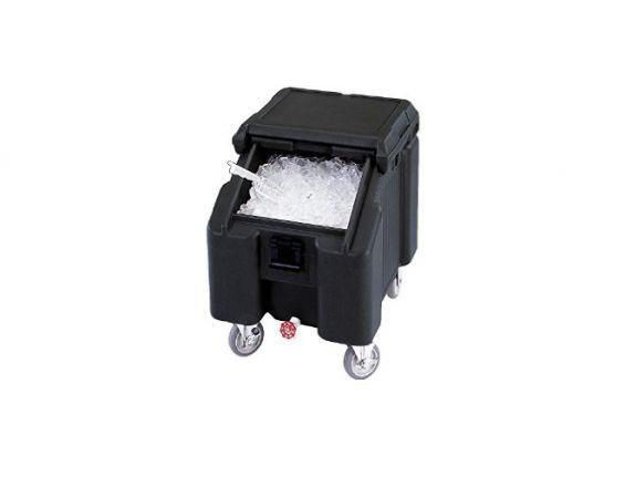 Cooler - Rolling Ice Bin