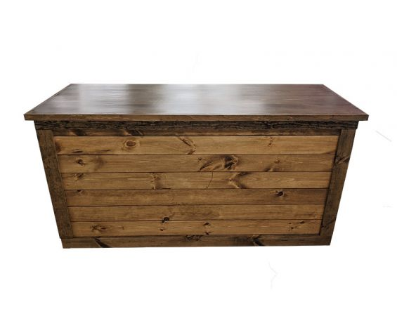 Bar - Rustic Wooden