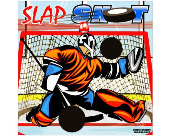 Slap Shot Hockey - Frame Game