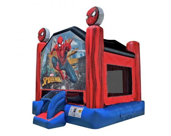 Bounce House - Spiderman