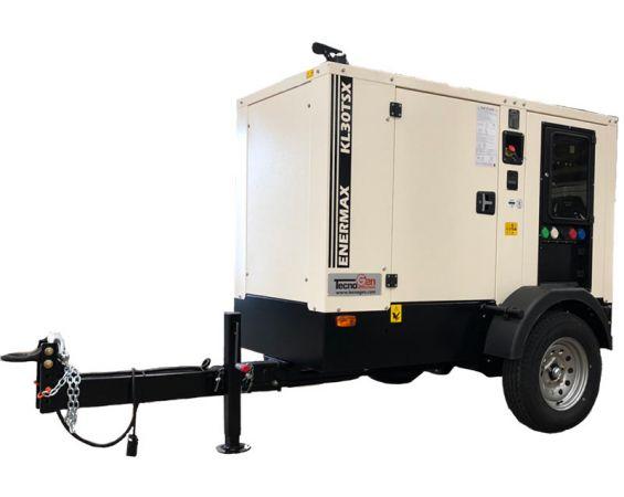 Towable Generator - 25kw