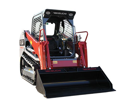 Skid Steer Track Loader